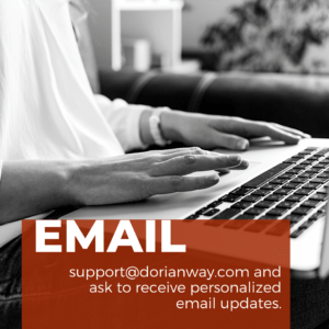 Email us at support@dorianway.com and ask to receive personalized email updates about Options Trading in New York.